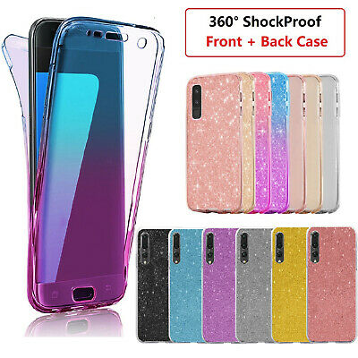 For Huawei P30 Pro Lite Case 360 Shockproof TPU Gel Cover Huawei P30 Pro Lite • 3.88£