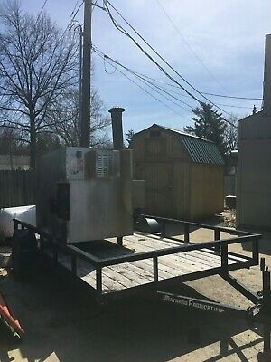 Southern Pride SPK 280 SL BBQ Propane Rotisserie Smoker GREAT CONDITION! • 12,500$