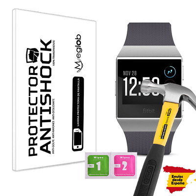 $ CDN2.51 • Buy Screen Protector Antishock For  Fitbit Ionic Watch