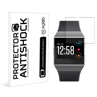 $ CDN4.35 • Buy Screen Protector Antishock For Fitbit Ionic Watch