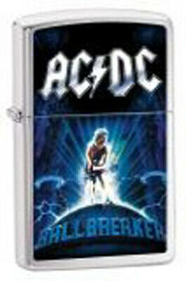 AU36.50 • Buy NEW Zippo Lighter - Collectable Range - L9285 - ACDC