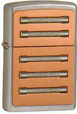 AU39 • Buy NEW Zippo Lighter - Collectable Range - L9313- Copper Wire