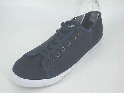 Voi Jeans Mercier Canvas Pumps Navy Size UK 9 EU 43 NH095 GG 01 • 21.99£