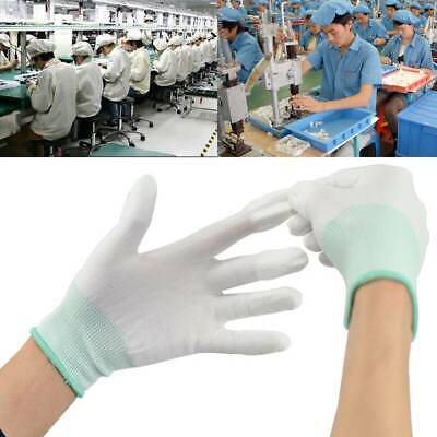 1Pair Anti Static Antiskid ESD Gloves Computer Repair Electronic Labor Worker • 0.98$