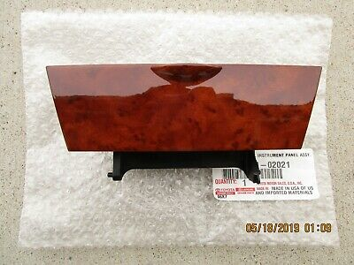 $116.36 • Buy 03 -08 Toyota Corolla Dash Instrument Climate Control Lower Panel Box Brown New