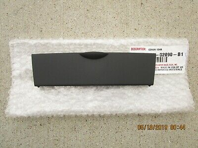 $77.27 • Buy 03-08 Toyota Corolla Dash Instrument Climate Control Panel Upper Cover Black New
