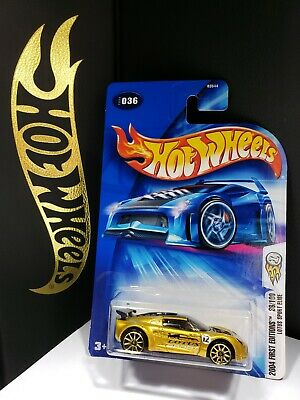 $ CDN8.25 • Buy 2004 Hot Wheels First Editions Gold Lotus Elise - C2