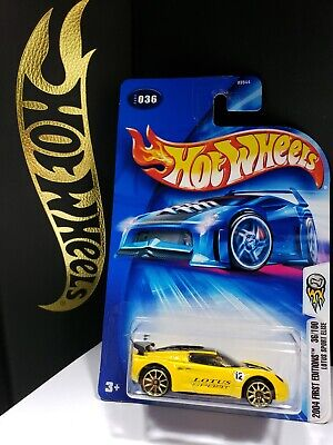 $ CDN7.43 • Buy 2004 Hot Wheels First Editions Yellow Lotus Elise - C2