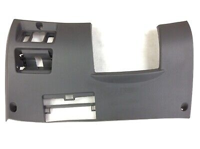 $39 • Buy 96-00 Civic Cover Left Instrument Lower Trim Tray Garnish Dash Lid Lt.Gray OEM