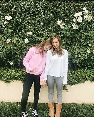 $ CDN5.21 • Buy Maddie Ziegler And Lilia Buckingham Smiling Hapy 8x10 Picture Celebrity Print