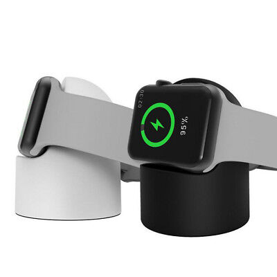 AU18.34 • Buy Wireless Charging Dock Cradle Charger For Samsung Gear S3 Classic Frontier Watch