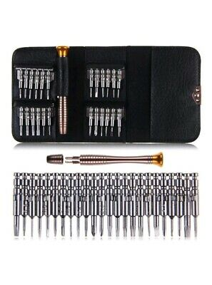 View Details 25 IN 1 Small MINI REPAIR PRECISION SCREWDRIVER TORX TOOL KIT SET PHONES FIX • 6.49$