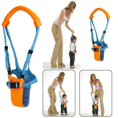 Baby Toddler Walking Harness Aid Assistant Rein Learn Walk Safety Equipment Uk • 6.99£