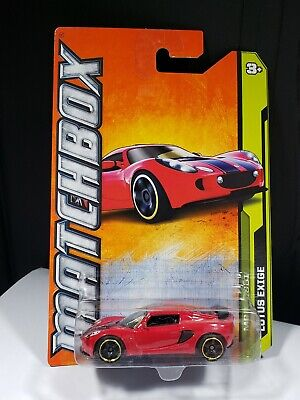 $ CDN13.99 • Buy 2012 Matchbox Red Lotus Exige - C5