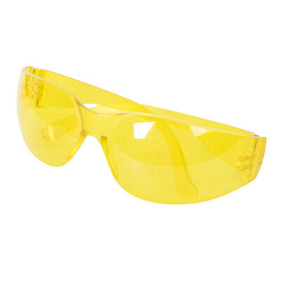 Silverline Scratch And Impact-Resistant Safety Glasses UV Protection (309636) • 3.99£