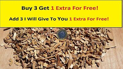 BBQ Wood Chips For Food Smoker! 8 Flavours - Fast Dispatch - • 6.29£