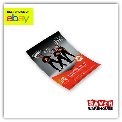 £130.50 • Buy A5 Gloss Flyers / Leaflets | Single Or Double Sided Printing | 1000 - 20000