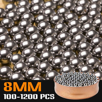 AU8.86 • Buy Replacement Parts 8mm Bike Bicycle Carbon Steel Loose Bearing Ball