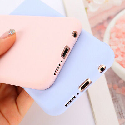 $ CDN3.61 • Buy Candy Color Soft Silicone Case For Oneplus 5t 6 6t 7 7T Pro Soft TPU Back Cover