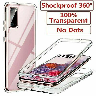 $ CDN6.16 • Buy NEW Hybrid 360� Hard Case Cover For Samsung Galaxy S6 S7 EDGE S8 AND S9 S8 PLUS