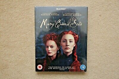 Blu-ray Mary Queen Of Scots  Brand New Sealed Uk Stock • 11.48£