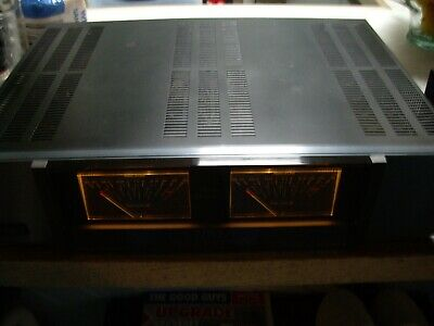 AU1395 • Buy Carver 500T Stereo Amplifier. 250 Watts RMS / Channel @ 8 Ohms.