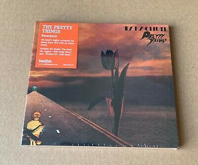 The Pretty Things  Parachute  +6 Tracks CD 2019 Sealed [Phil May] • 7.99£