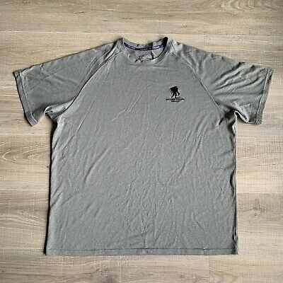 36554dfc Under Armour Heat Gear Wounded Warrior Project Freedom Tshirt Sz 2XL Loose  Tee • 18.71$