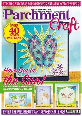 £4.25 • Buy Parchment Craft Magazine - July '19 2019 Issue