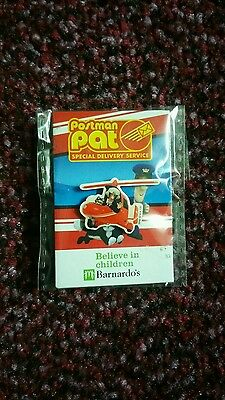 Postman Pat Pin Badge - Helicopter  • 3.99£