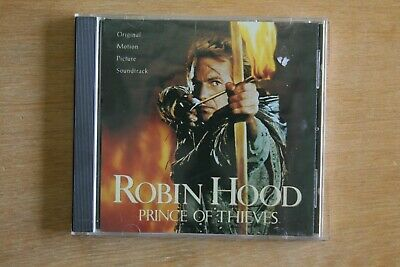 Robin Hood: Prince Of Thieves (Original Motion Picture Soundtrack)    (Box C790) • 5.50£