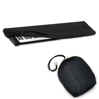 Elastic Dust Cover W/Bag For Yamaha 76-88-Key Electronic Keyboard Digital Piano • 10.95£