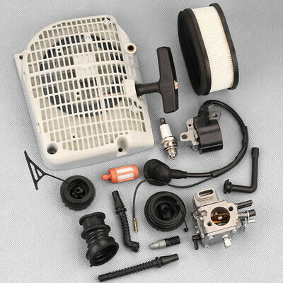 AU61.92 • Buy For Stihl 064 066 MS640 650 660 Carburetor Kit Chainsaw Kit Parts Useful Durable
