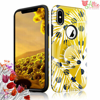 AU10.68 • Buy For Apple IPhone 6 Plus 7 8 X Xs Max [DOTS] Pattern Stick Stand Case For Girls