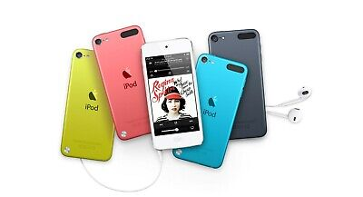 £77.37 • Buy Apple Ipod Touch 5th Generation 16GB 32GB 64GB Black Silver Blue Yellow Red
