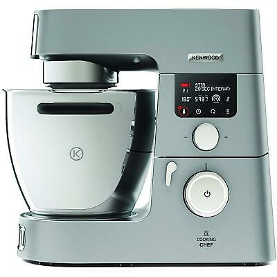 View Details Kenwood Cooking Chef Gourmet KCC9048S Kitchen Machine (Food Processor) Silver  • 799.99£