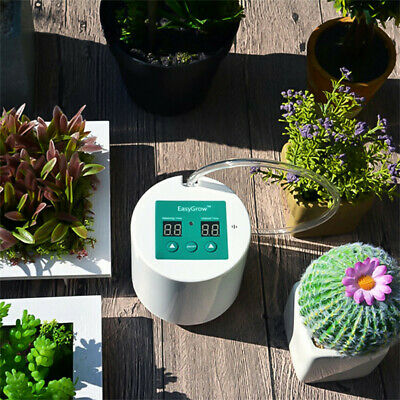 DIY Micro Automatic Drip Irrigation Kit,Self Watering System With 30-Day Timer • 29.98£
