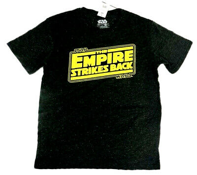 $13.99 • Buy Star Wars Men's The Empire Strikes Back Licensed T-Shirt Size Small New