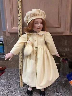 Masterpiece Galleries Doll - 28  Cleo By Marilyn Bolden - Used Pink Eyes • 141.02£