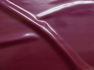 £17.10 • Buy Latex Rubber 0.33mm Thick, 92cm Wide, Plum