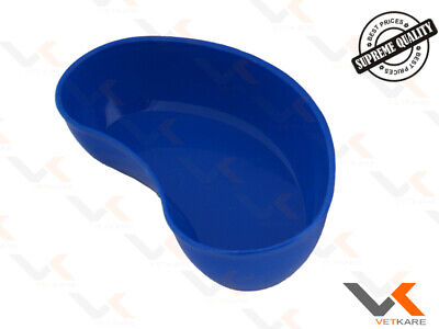 Set Of 3 Kidney Trays Polypropylene High Quality Surgical Bowl Medical Tray Dish • 6.92£