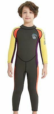 79927f3fe0 Kids One Piece Wetsuits Full Diving Suits Thermal Swimsuits Water Sports  Suit • 46.99$