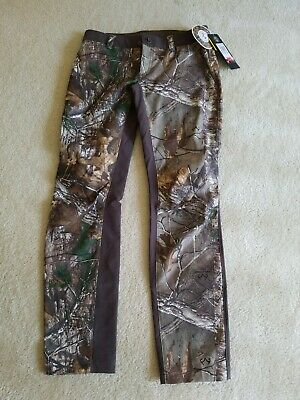 f71fc9274f945 Under Armour Storm Womens Forest Camo Hunting Pants Size 6 Season UA  1293111 • 36.00$