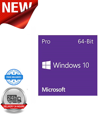 $ CDN281.15 • Buy Microsoft Windows 10 Professional 64-bit English 1 Pack OEM