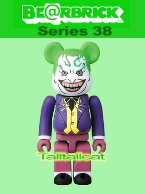 $30.99 • Buy Medicom 100% Be@rbrick Series 38 Horror ( DC Joker ) Bearbrick S38