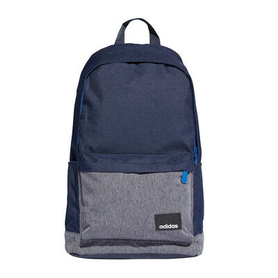 AU44.99 • Buy Adidas Linear Classic Backpack Casual 643 Rucksack Bag Mochila Sac A Dos Zaino