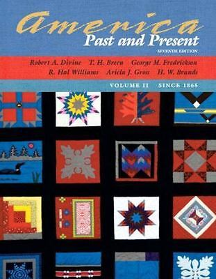 $6.33 • Buy America Past And Present, Volume II [since 1865], Primary Source Edition [7th Ed