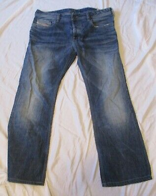 49e65be39ee DIESEL INDUSTRY Jeans For MEN SIZE 33 X 32 ZATHAN 008M2 REGULAR-BOOTCUT •  54.00