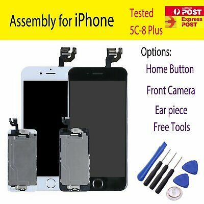 AU33.55 • Buy For IPhone 5S 6 6S 7 8 PLUS LCD Touch Screen Replacement Display Digitizer