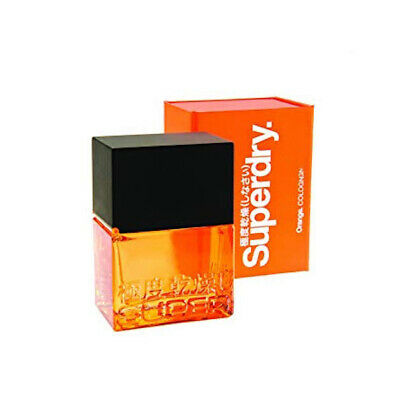 Superdry 25ml-75ml Orange Eau De Cologne Aftershave Spray Fragrance For Men • 19.99£